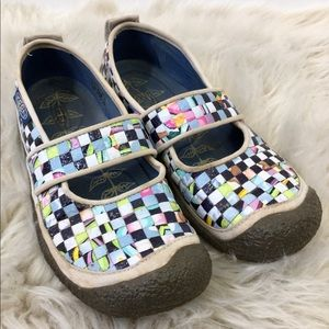 Keen Multicolor Sienna Mary Jane Shoes 7.5